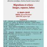Journée d'étude Martina Tazzioli